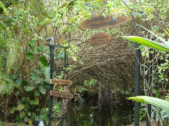 Dalmanuta Gardens - Ayurvedic Resort & Restaurant: The Silent Garden