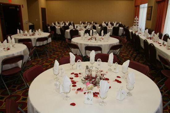 Hampton Inn & Suites Woodstock: Our Meeting/Banquet Room