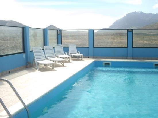 Calhau, Cabo Verde: Pool