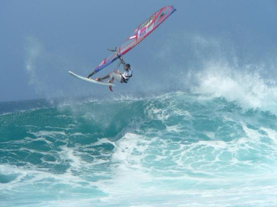 Calhau, Cabo Verde: Great for Surfing