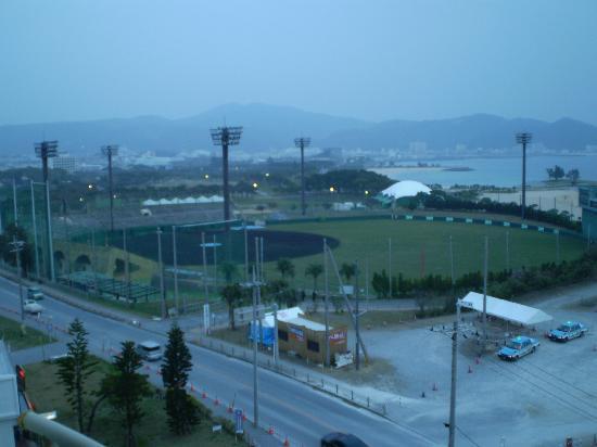 Nago Bay: 球場