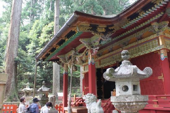 Shinshiro, Japan: 鳳来山東照宮