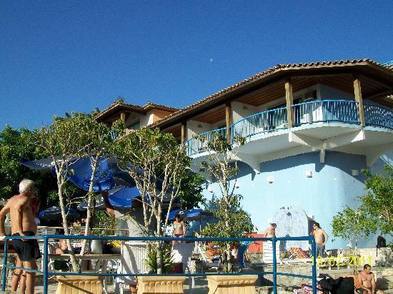 Coronado Beach Hotel: Ingreso