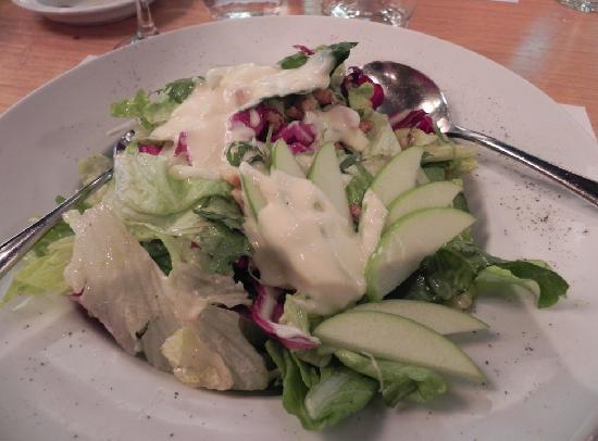 La Pasteria - Kolonaki: Pear salad