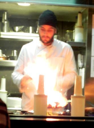 La Pasteria - Kolonaki : Fun in the kitchen!
