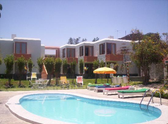 Hotel La Casa de mi Abuela: Piscina