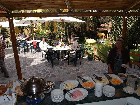 Hotel La Casa de mi Abuela: Desayuno