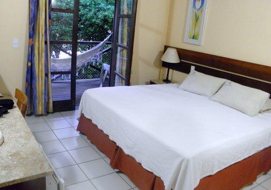 Hotel La Foret : Amplias y cómodas habitaciones