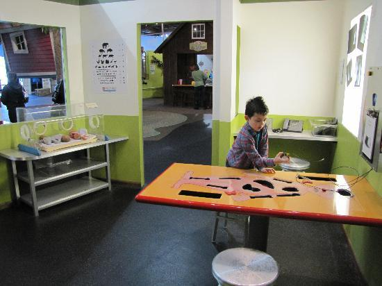 Monterey County Youth Museum: My Hospital