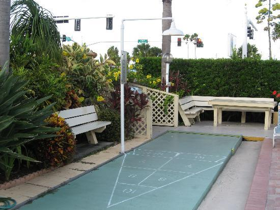 Satellite Motel: Shuffleboard Court