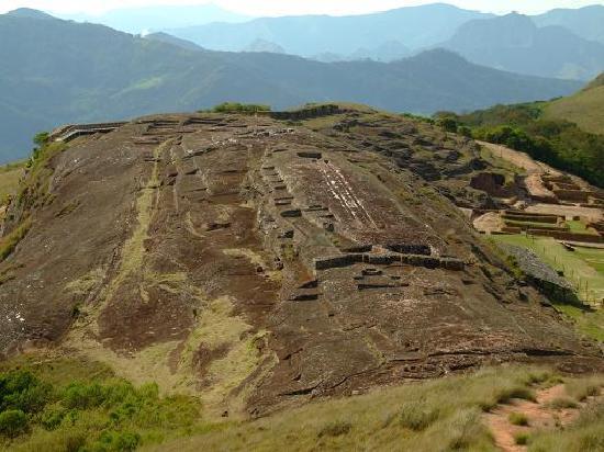 El Fuerte de Samaipata - Bolivia