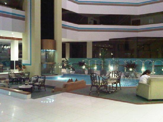 Dorado Plaza Hotel & Business: interiores