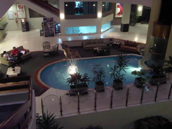 Dorado Plaza Hotel & Business: lugares de descanzo