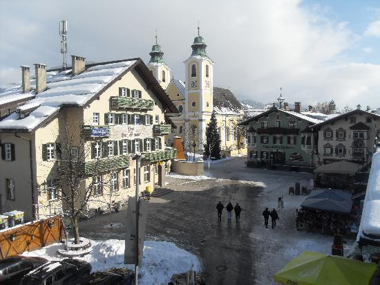 Hotel In St Johann In Tirol Austria