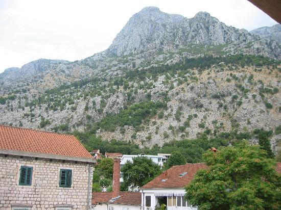 Tianis Apartments: a view from the apartment