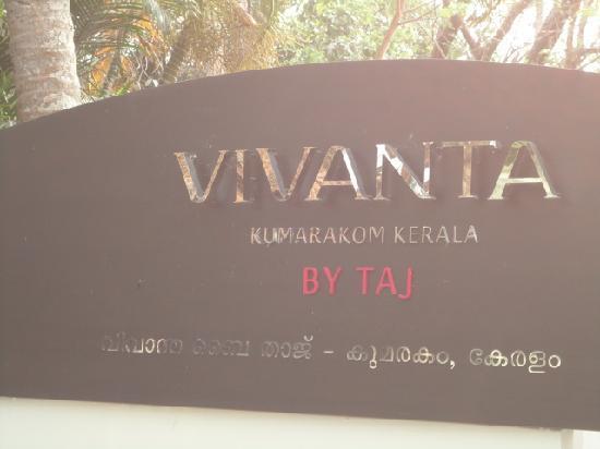 Vivanta by Taj - Kumarakom: Best Hotel