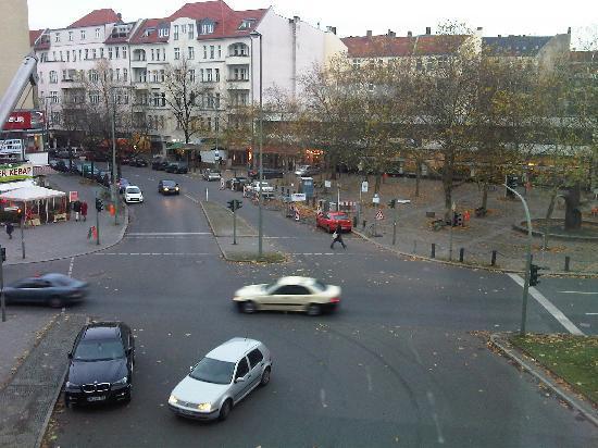 Panorama Am Adenauerplatz Hotel: view from the room