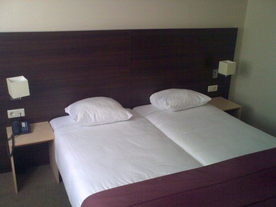WestCord Hotel De Veluwe : Our room