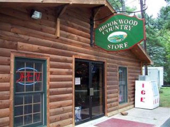 Brookwood RV and Cabins: Store