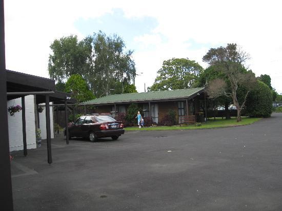 ‪جرانج لودج موتل: Grange Lodge Motel, Papatoetoe‬