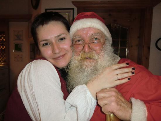 Family & Wellness Hotel Shandranj: L'arrivo di Babbo Natale allo Shandranj