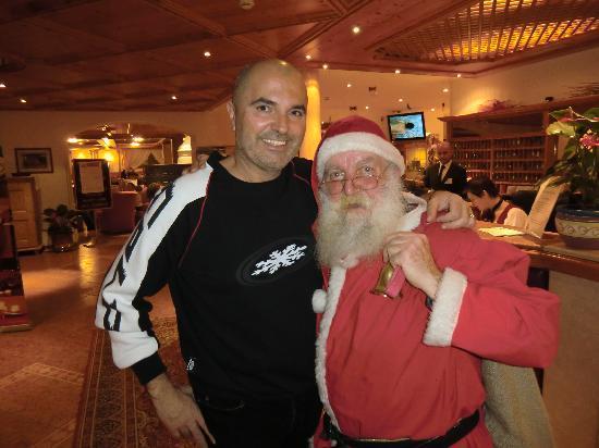 Family & Wellness Hotel Shandranj: Babbo Natale con Alberto