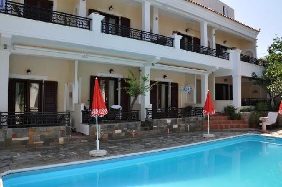 Hotel Aktaion II : Hotellet