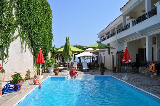 Hotel Aktaion II : Pool