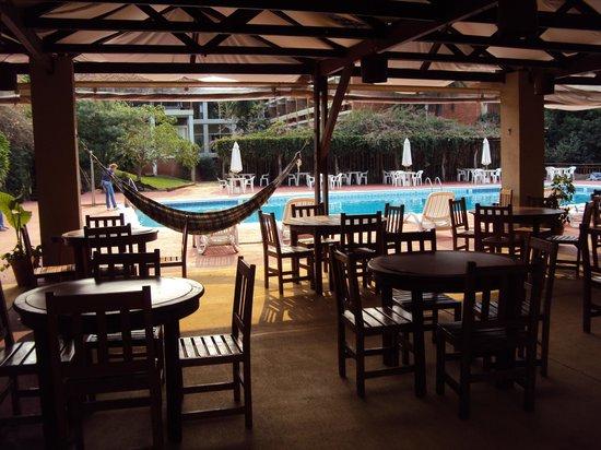 Raices Esturion Hotel: 17.-Pto Iguazú Esturión Hotel& Lodge: quincho