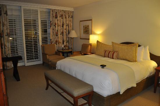 Balboa Bay Resort: Estupenda cama
