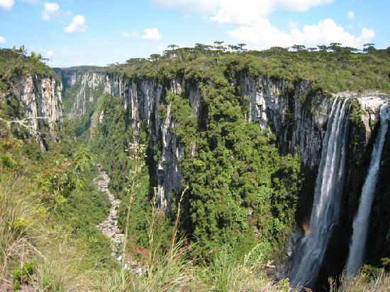 Estado de Río Grande del Sur: Itaimbezinho Canyon
