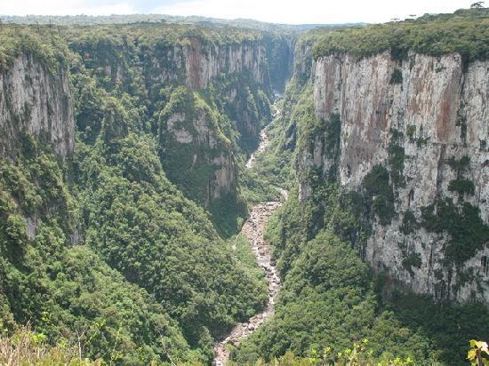 Estado de Río Grande del Sur: Cachoeira Véu de Noiva