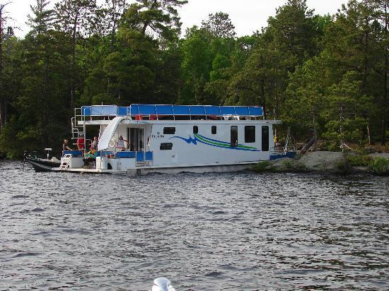 Timber Bay Lodge and Houseboats: 52' Houseboat