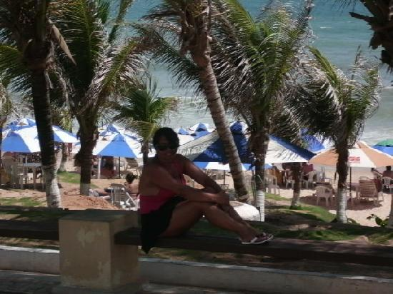 Holiday Inn Express Natal Ponta Negra: praia morro do careca (natal)