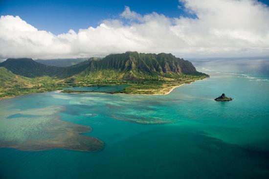 Haleiwa, ฮาวาย: Kualoa, Oahu