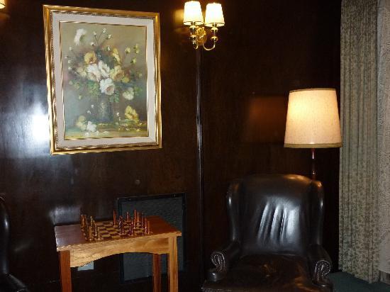 Hotel Chaco: Espacios de muy buen gusto.