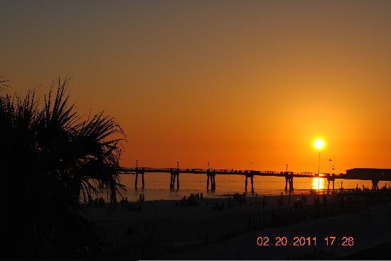Ramada Plaza Fort Walton Beach Resort/Destin : View from balcony