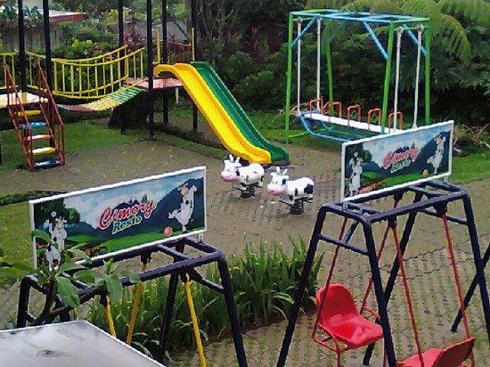 Cimory Mountain View: Kids playground
