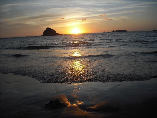 Hotel Fontan Ixtapa: Stunning Sunsets