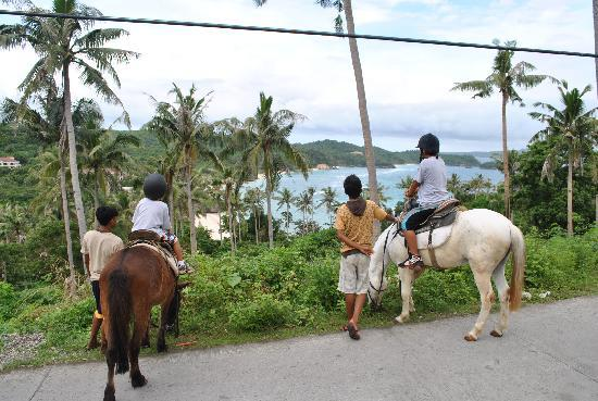 Boracay Horse Riding Stables : Great for kids, even my 5 year old!