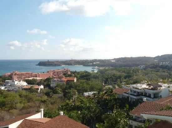 Park Royal Huatulco : View from building 10