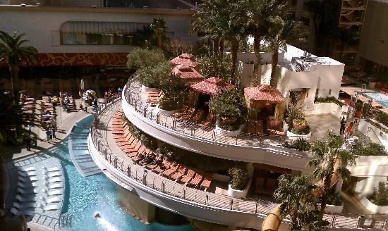 Pool Picture Of Golden Nugget Hotel Las Vegas Tripadvisor