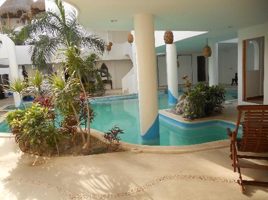 Koox Matan Ka'an Hotel: pool