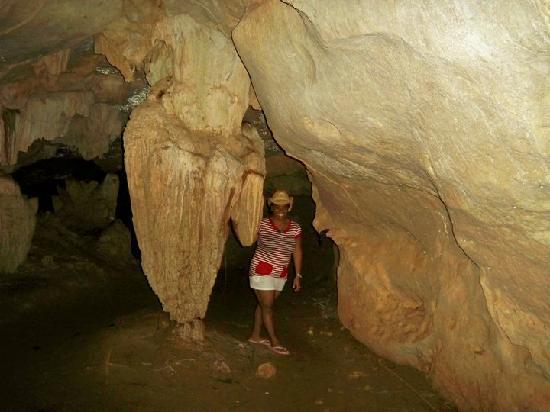 Spiritwind Reef Resort: Amazing Caves
