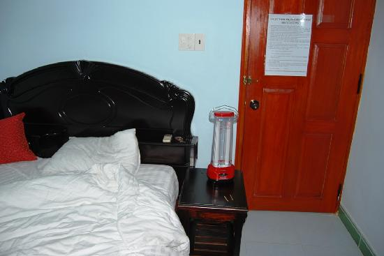 Vicky's Boutique Guest House: The price for a night: 25$