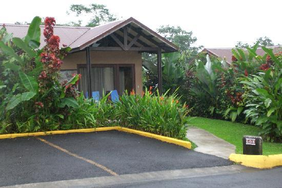 Arenal Springs Resort and Spa : Bungalow