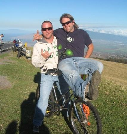 Paia, Hawái: Maui Bike Tours by Easy Riders