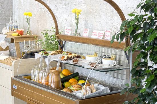 Mistral Cafe : Daily freshness