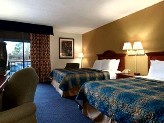 Days Inn Charlotte/woodlawn Near Carowinds: What I requested.