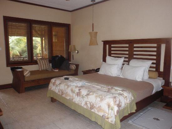 Heritage Awali Golf & Spa Resort : notre chambre